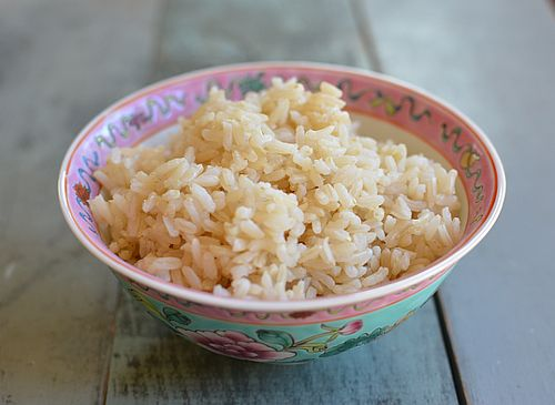 Eureka! The brown jasmine rice I've been looking for -- and it cooks in about 30 minutes.