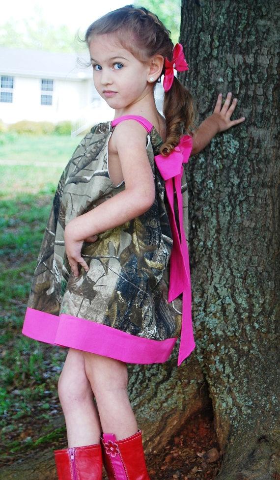Custom made  Realtree Camo Baby Toddler Girl  by greenvillegirl65, $35.00