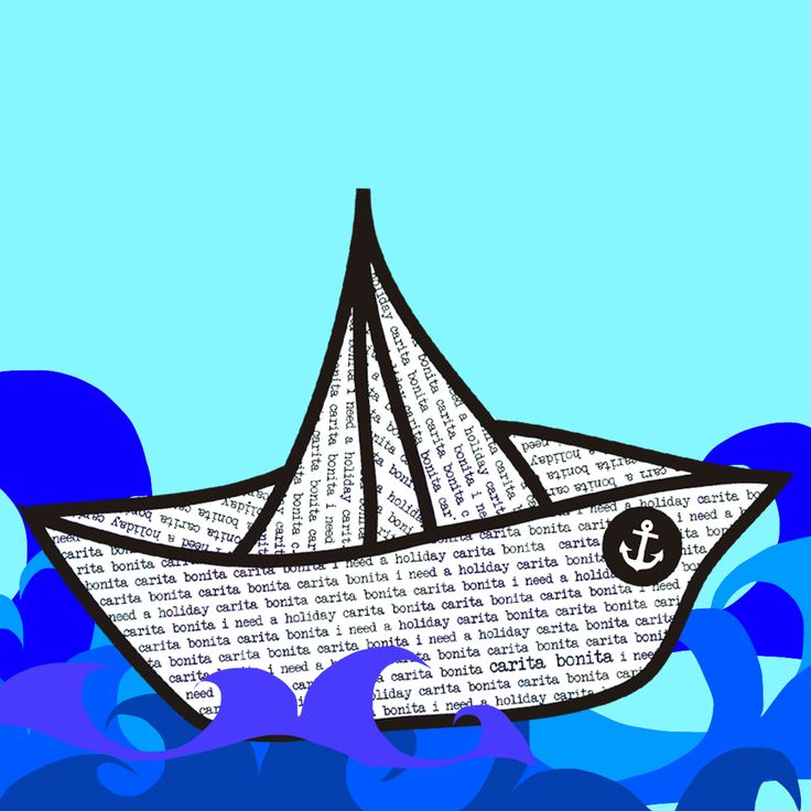 9 best Paper boats images on Pinterest  Paper boats Creative