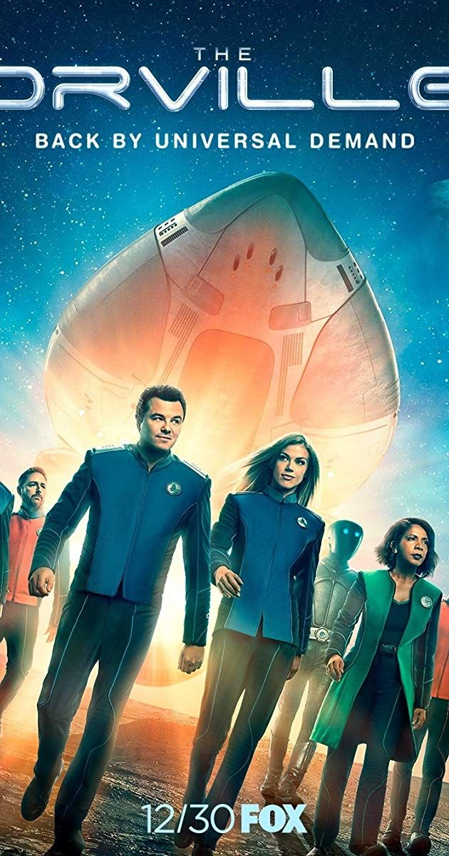 """Welling responded """"i mean an animated movie or series could be fun,"""" before rosenbaum informed everyone he'd already approached smallville co … The Orville (TV Series 2017- ) on IMDb: Movies, TV, Celebs ..."""