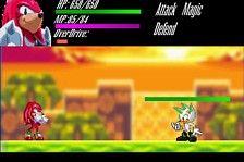 SONIC MOTOBIKE >> Play Sonic Moto Bike & other Sonic Flash Games