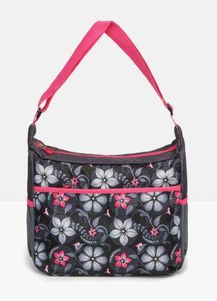 Яркая школьная сумка с цветочным принтом за 999р.- от OSTIN