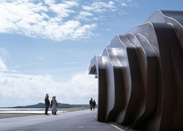"""Jane Wood on bringing """"contagious"""" architecture to Littlehampton."""