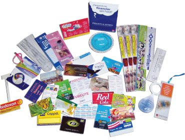 Un mundo de Impresión en Tarjetas Plasticas, Promocionales y Artes ...