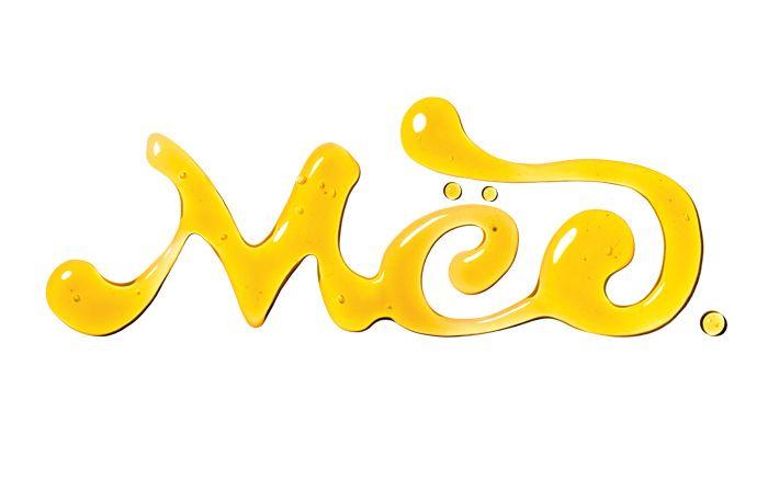 Прикольные, надпись мед в картинках