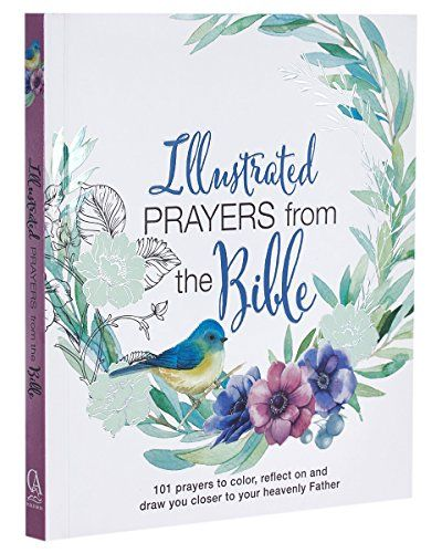 Illustrated Prayers From The Bible A Creative Prayer Boo