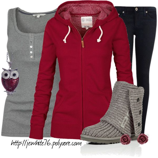 """Cranberry Owl"" by jewhite76 on Polyvore"