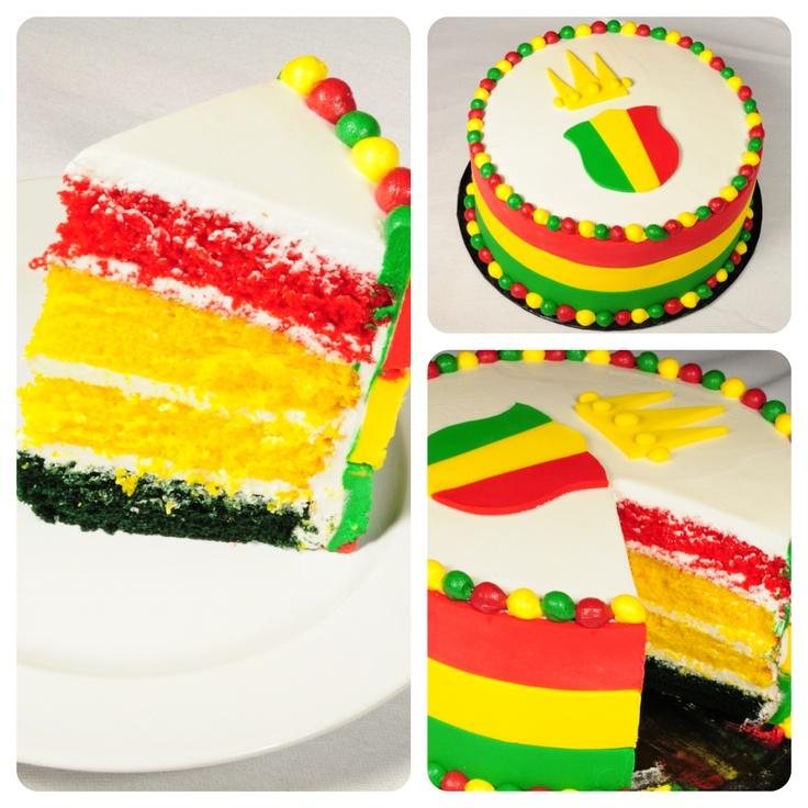 #Rasta Empire Birthday Cake