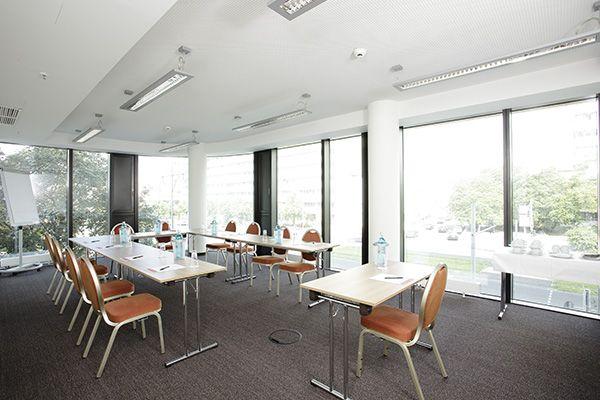 Eines der Konferenz- & Seminarräume | H4 Hotel Berlin Alexanderplatz