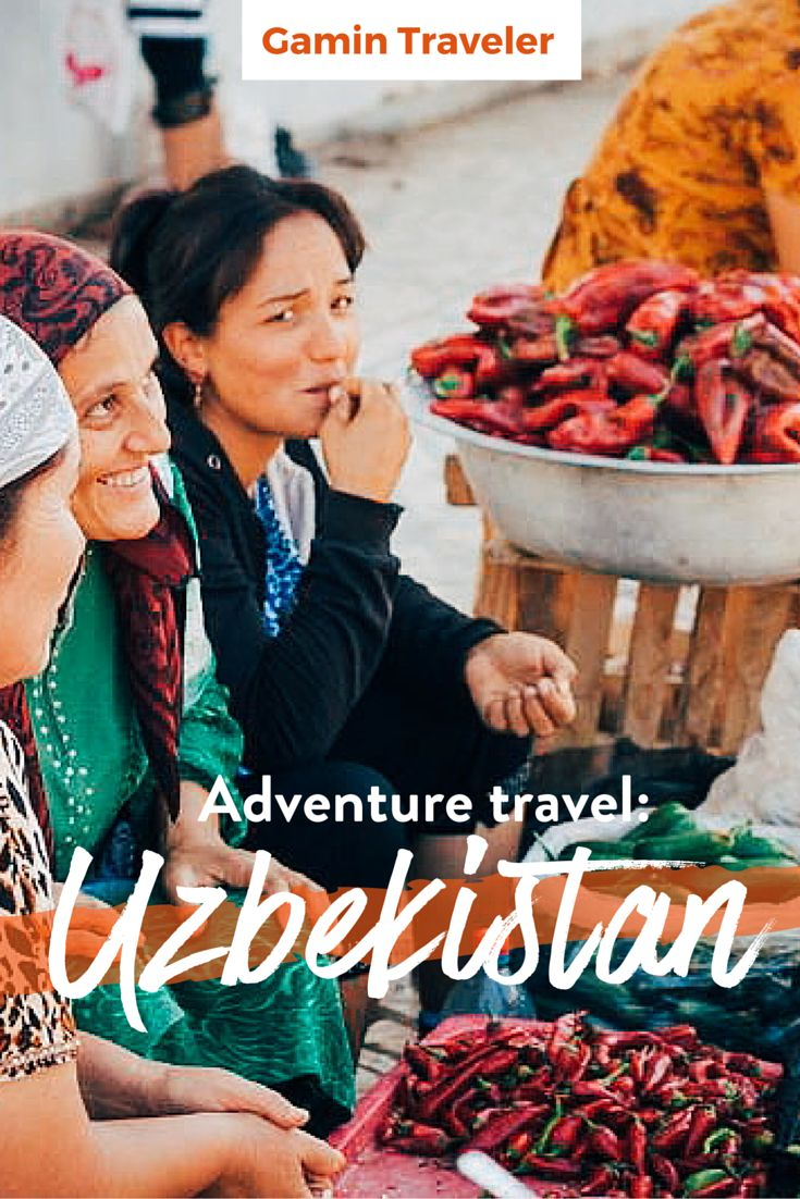 Have you ever thinking of traveling around Uzbekistan? Here is a full guide to do it, where to sleep and what to visit! Uzbekistan: Complete Travel Guide