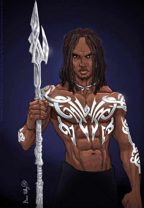 My Warrior