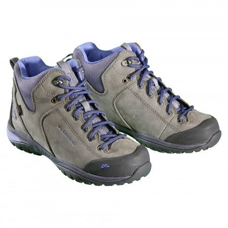 Straven NGX Boot Womens - Charcoal/Shadow Blue When you need one hiking boot to explore the castles and alpine trails of Europe, yet still look good on the streets of Geneva, pack the Straven. This lightweight leather walking boot stays true to its outdoor heritage. The Kathmandu sole unit provides durable comfort and the water-resistant breathable NGX® liner helps keep your feet a little more dry when the going gets wet.