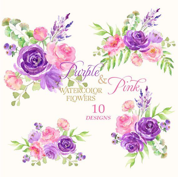 50++ Pink flower bouquet clipart ideas in 2021