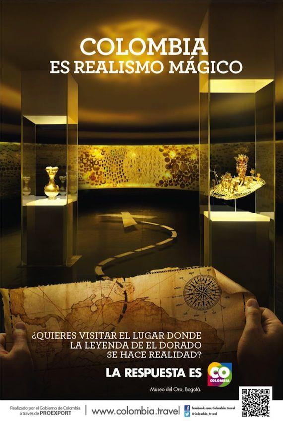 Museo del Oro, Bogotá - Colombia