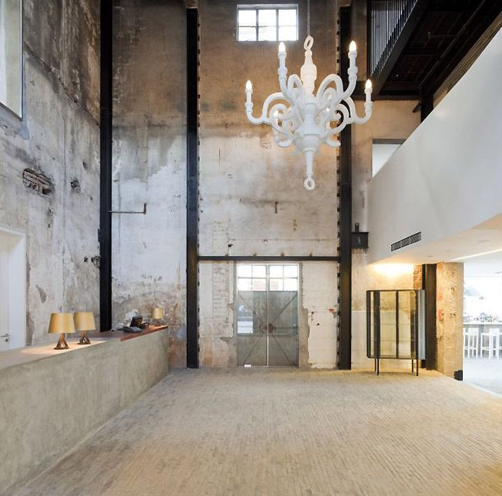 The Waterhouse Hotel at South Bund by Neri, Shanghai hotels and restaurants