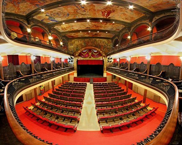 @CasinoPrado Casino Prado Societat Recreativa i Cultural fundada l'any 1877.