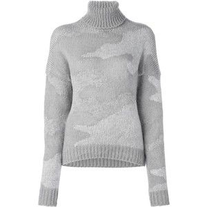 08Sircus camouflage jumper