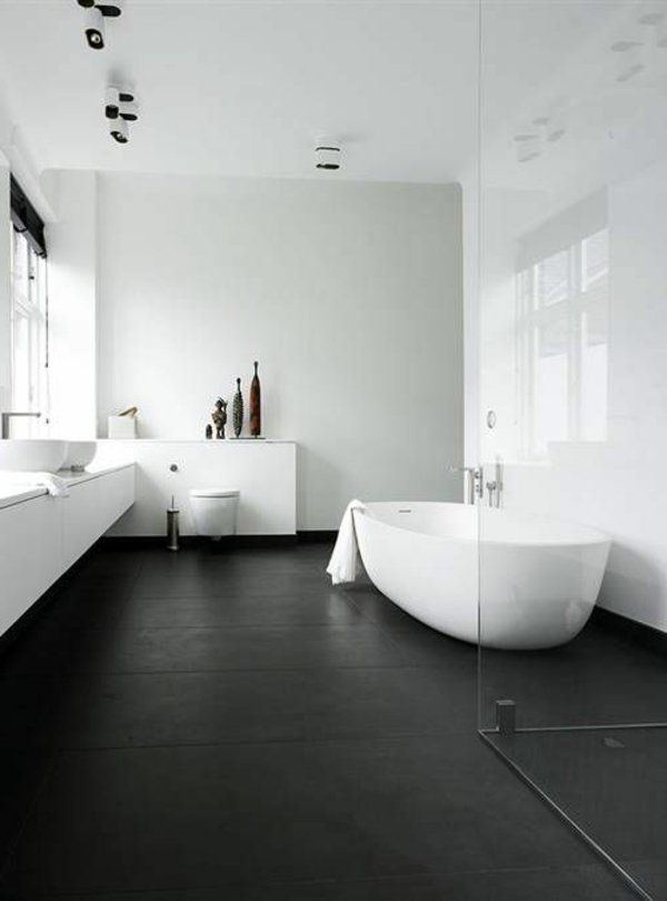Modern bathroom – Various possible styles for the modern bathroom