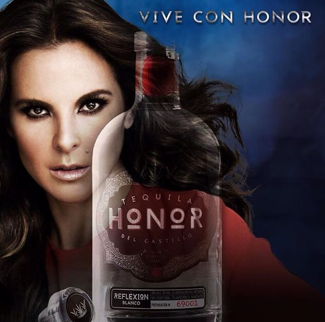 Tequila Honor by Kate del Castillo.