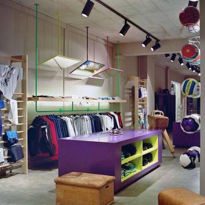 Volution Sports store by MIKS Konzepte, Tinnum – Germany
