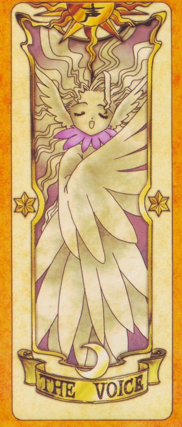 Clow Cards (Cardcaptor Sakura) - Voice Card