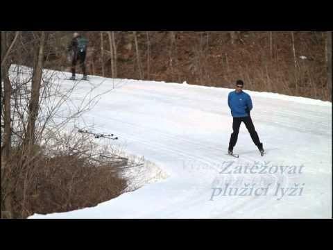 Video - škola běžeckého lyžování: Klasická technika – 1. díl - Škola běžeckého lyžování - BEZKY.net - Běžky, běh na lyžích