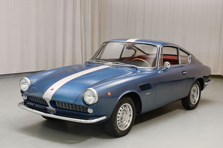 1964 ASA 1000GT Coupe
