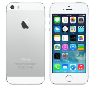 iPhone 5s 32GB Silver (CDMA) Verizon Wireless - Apple Store (U.S.) I'm eligible for an upgrade on February 2nd :) So not a Christmas present, but something to think about!