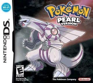 Emularoms: Pokémon Pearl ( BR ) [ NDS ]