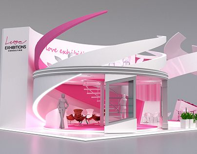 """Check out new work on my @Behance portfolio: """"Love Exhibition stand design"""" http://be.net/gallery/55212073/Love-Exhibition-stand-design"""