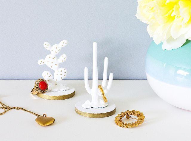 Ideas para decorar tu casas con cactus.