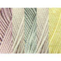Rowan Crochet Along Colour Pack - Cushion/Scarf - Pastel Colourway