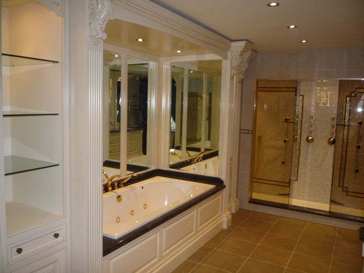 17 best ideas about fitted bathroom furniture on pinterest for Clive christian bathroom designs