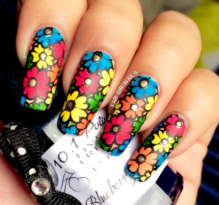 360 best Nail art & stamping ideas images on Pinterest | Nail ...