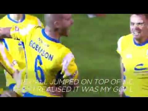 FA Cup Heroes  How Craig Robinson's Warrington Town beat Exeter City   B...