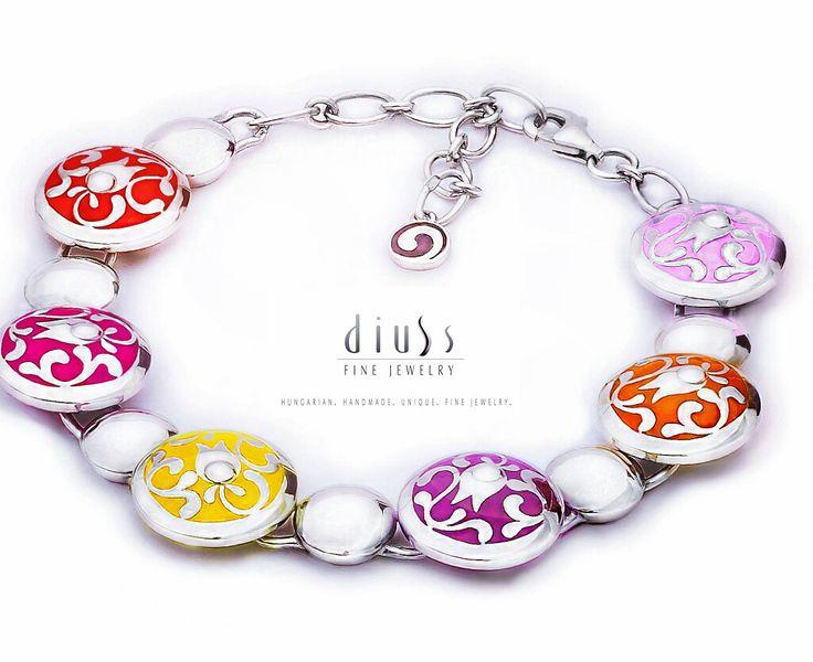Diuss.hu luxury jewellery from Budapest. Al is hand made high quality master piece