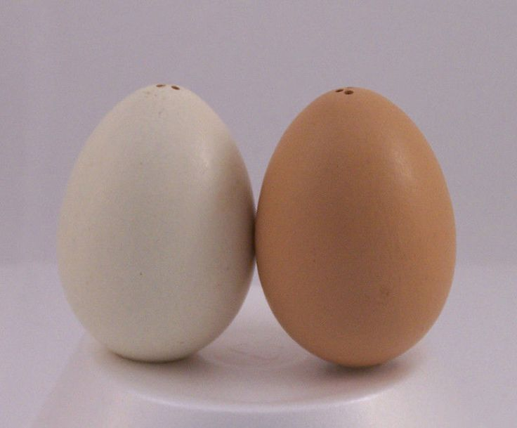 Vintage Wood Egg Salt and Pepper Easter Table Decoration #Doesnotapply