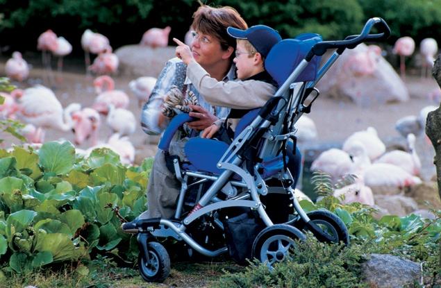 Kimba Spring Pediatric Stroller – Otto Bock Kids – Special Needs Stroller Strollers for Special Needs Children, Pediatric Wheelchair, Wheelchair Stroller, Adaptive Stroller