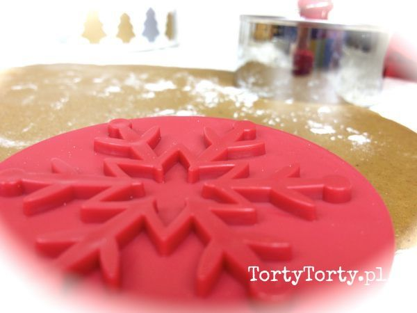 Gingerbread stamp