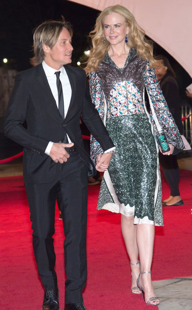 Nicole Kidman and Keith Urban Feel ''Incredibly Lucky'' as They Prepare for