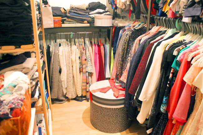 Comment ranger son dressing | dressing | Pinterest | Dressing ...