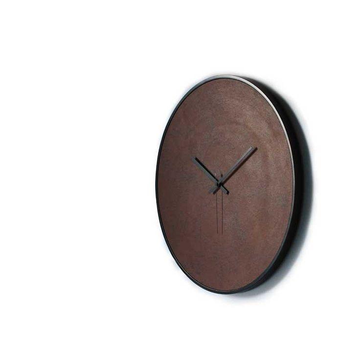 Ρολόι τοίχου RUST handmade designed by xline