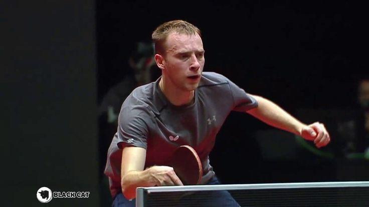 시바에프vs드링크홀 2017 아시아태평양탁구리그 Paul Drinkhall vs Alxksandr Shibaev 2017 T2AP...