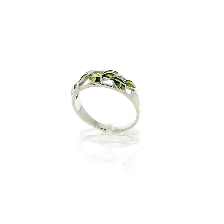 » Кольцо «Тенистая листва»