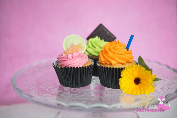 Gweny's Cupcakes - Scottish Borders Food Photography << Cotton Fox Photography