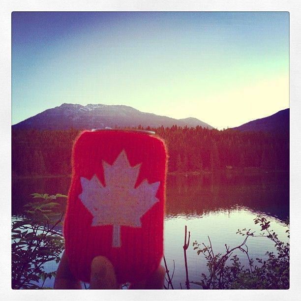 Some call it a walkabout, today it's a #beerabout, HAPPY #CANADA DAY!