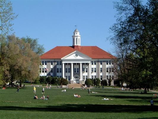 JMU! I am convinced that there is not a better place to be on this planet...I will be heart sick when I have to leave