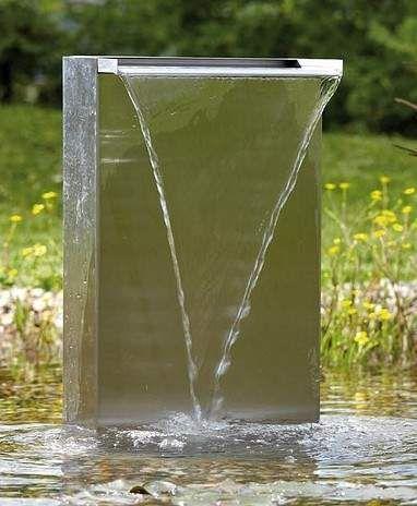 Die besten 25+ Wasserpumpe garten Ideen auf Pinterest Sandbox - wasserfall im garten modern