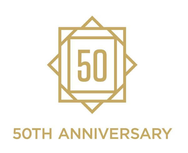 Scandinavian Designs 50th Anniversary Logo by Brian Neumann, via Behance
