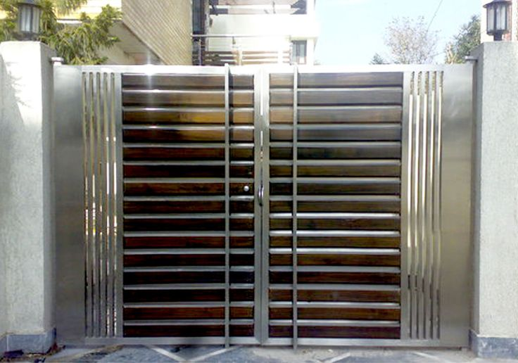 23 Best Stainless Steel Gates Images On Pinterest Iron